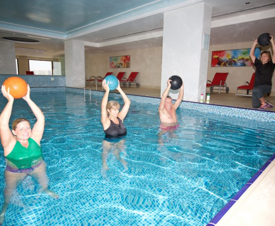 Water Aerobics | Flexi Programmes at The Healthy Retreat Company
