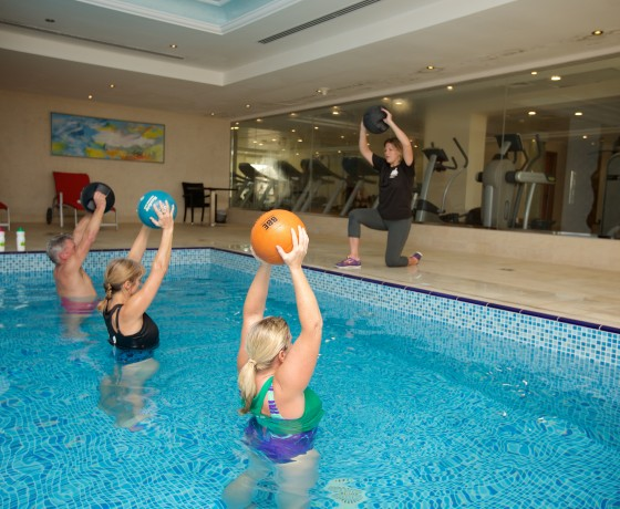 Water Aerobics | Weight Loss Programmes at The Healthy Retreat