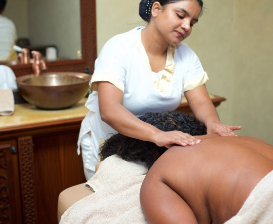 Massage | Spa Treatments at The Healthy Retreat Company