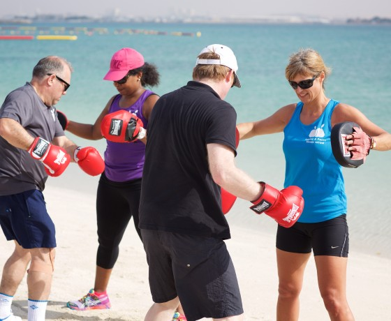Boxing | Weight Loss Programmes at The Healthy Retreat