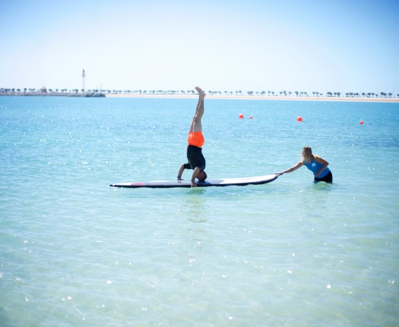 Yoga | Water Sports at The Healthy Retreat Company