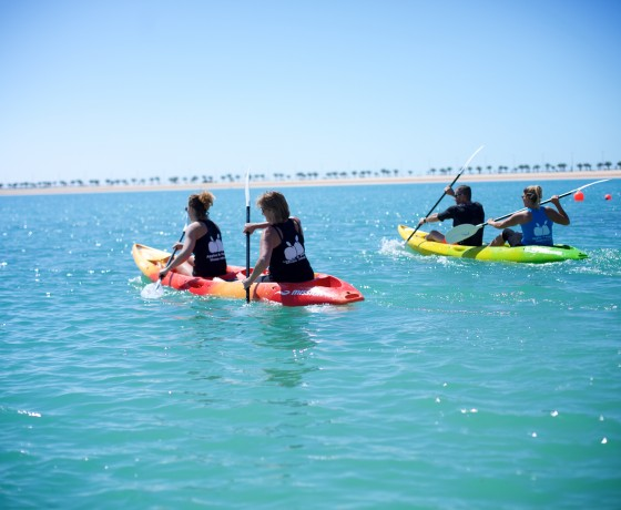 Kayaking | Water Sports at The Healthy Retreat Company