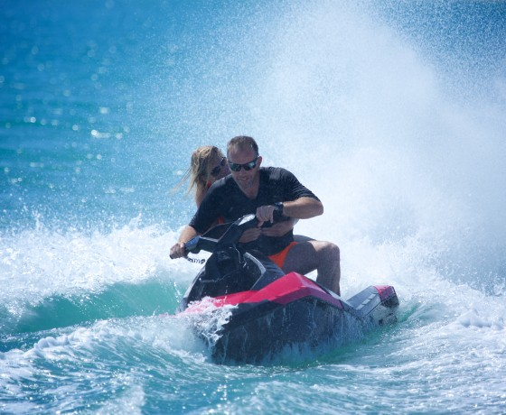 Jet Skiing | Water Sports at The Healthy Retreat Company