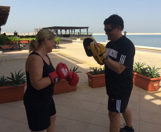 Beach Workouts | Weight Loss Programmes at The Healthy Retreat Company