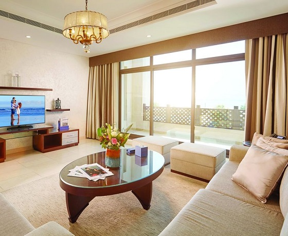 Roda Beach Room | The Healthy Retreat Company Dubai Retreat