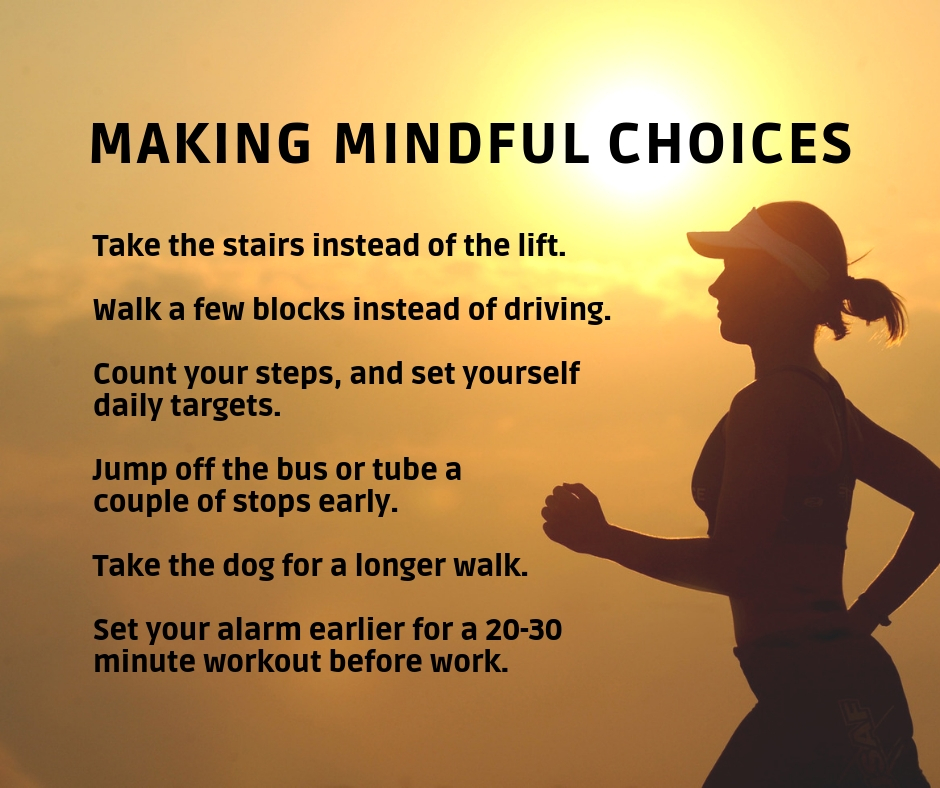 Make Mindful Choices